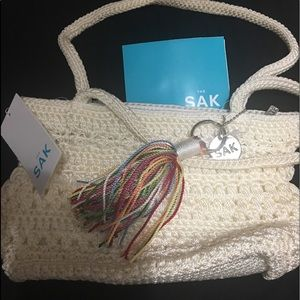The Sak mini hand.purse